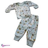 Pijamas Para Bebes Ropa De Bebes Varon Niña Sem-var
