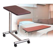 Puente Mesa Rodante P/cama Alimentacion Clinica Hospital,etc