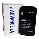 Telefono Blu Advance L4 A350a Android Dual Liberado Whatsapp