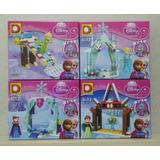 Legos Juguetes Princesas Frozen De Disney Para Niñas