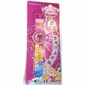 Relojes Infantiles De Princesas Con Proyector !! Oferta