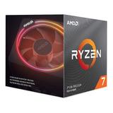 Procesador Ryzen 7 3800x Con Enfriador Led Wraith Prism