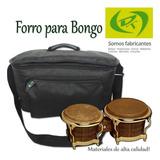 Bolso Funda Forro Para Bongo Con Bolsillo Campana Dt