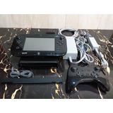 Nintendo Wii U Full Juegos Mas Control Pro Perfecto Estado