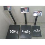 Peso Digital Romanas 200kg, 350kg, 700kg