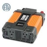 Convertidor De Voltaje (12v A 110 V 750w).punto De Venta