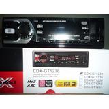 Reproductor De Carro Usb Mp3 Radio Control 50wx4