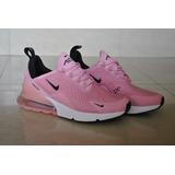a8d633d79008e Kp3 Zapatos Damas Nike Air Max 270 Rosa Solo Talla 40