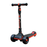 Monopatin Super Scooter Con Luz Led-cod. B03a-b03b