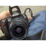Camara Profesional Nikon D3000 Como Nueva