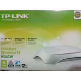 Oferta De Oportunidad Router Wifi Tp Link 150mbps (22vrd)