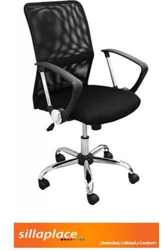 Silla ejecutiva chicago ergonomica con apoya brazos bs f for Silla ejecutiva ergonomica
