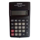 Calculadora Casio D Bolsillo Hl-815l Vendedores Comerciantes