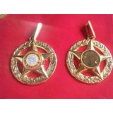 Medallas: 5 Puntas,diamantadas,6to Grado.