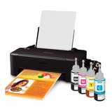 Impresora Epson L120 Ecotank Sistema De Tinta Original Ofert