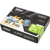 Tarjeta De Video Msi Geforce Gt 710 Nvidia 1gb Ddr5 Pci-e Hd