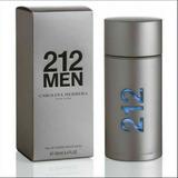 Perfumes Caballeros 212 Men Carolina Herrera 100 Ml