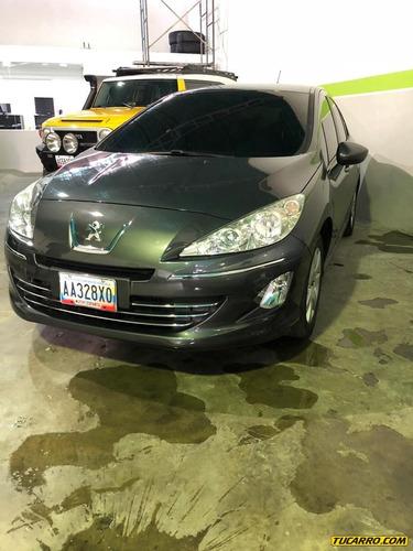 Peugeot 407 2012