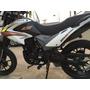 Moto Bera Dt Enduro Cero Kilómetro Color Blanca Año 2014