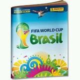 Barajitas Detalladas (pack 10) Panini Mundial Brasil 2014
