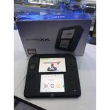 Nintendo 2ds Chipeado Con 02 Juegos(90v) Somos Tienda Fisica