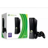Xbox 360 Slim 4gb Microsoft