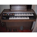 Organo Yamaha Electronico Bk-4 125 V  50-60 Hz