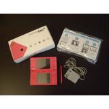 Nintendo Ds I + R4 345 Juegos (usado En Buenas Condiciones)