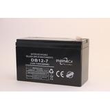 Bateria 12v 7ah Ups, Alarmas Y Cercos Electricos