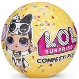 Muñeca Lol  Surprise Confetti Pop Serie 3  Original 100%