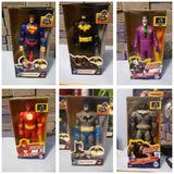 Muñeco Mattel Originales Superman, Batman, Robin, Guason...