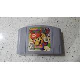 Juego De Mario Party Nintendo 64