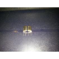 Componente Electronico Osciladores A Cristal 4 Mhz Para Pic
