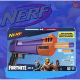 Nerf Fornite Lanzador De Dardos/ Pistola Hc-e