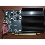 Tarjeta De Vídeo Amd Radeon Hd 5450 2gb Ddr3 Pci-expres 16x