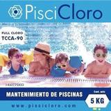 Cloro Granulado 90 % Tcca Para Piscina Kg
