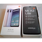 Xiaomi Mi A2 Lite 4gb/64gb En Caja Con Sus Accesorios 180v