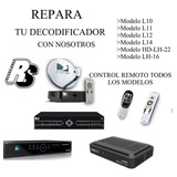 Reparacion De Decodifcadores Directv Y Movistar Tv