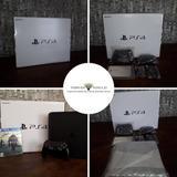 Ps4 Sony Slim 1 Tb Nuevo Con 1 Juego Y Accesorios