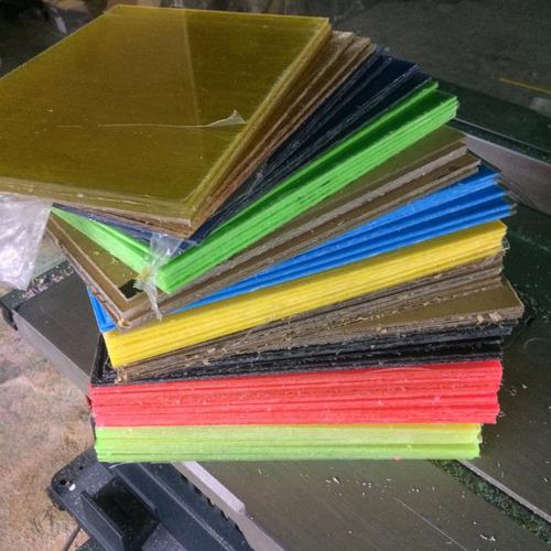 Lamina de acrilico transparente y colores 3mm 30x20 cm bs - Laminas de plastico transparente ...
