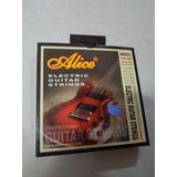 Cuerdas Para Guitarra Electrica .09 Alice Precio De Remate