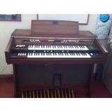 Organo Yamaha Electone Modelo E5ar 1973, Funcional