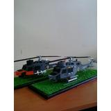Maquetas De Aviones, Helicópteros, Vehículos Y Armamentos