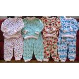 Pijamas De Bebes Recien Nacidos Monitos/niñas/niños/unisex