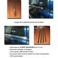 Biseles O Farquilla  Borde Ventana  Mitsubishi Lancer 05-10
