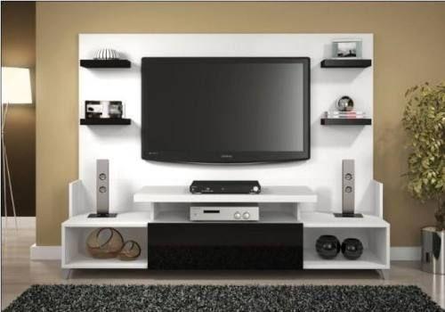 Muebles modernos para tv fabulous mueble moderno tv with for Modelos de muebles para tv modernos