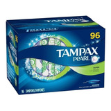 Tampax Pearl Super Sin Fragancia.