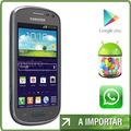 Samsung Galaxy Mini 3g H+ Dual Core 2 Cam 5mp Flash Bbm Pin