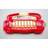 Piano Juguete Musical Music Toy Niño Bebé 16 Sonidos Luz