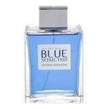Perfumes Blue Seduction Antonio Bandera Caballero 100 Ml